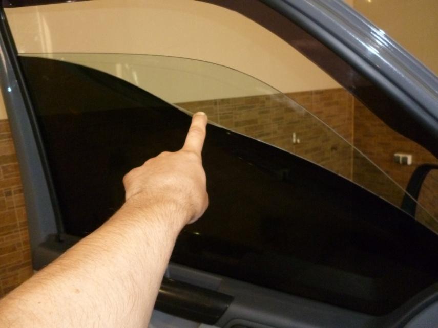 Тонировка без снятия стекол своими руками 83