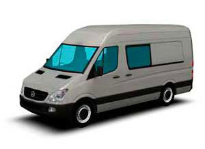Mercedes Sprinter Low